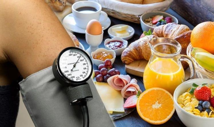 High blood pressure: Best breakfast foods to reduce hypertension risk and lower reading