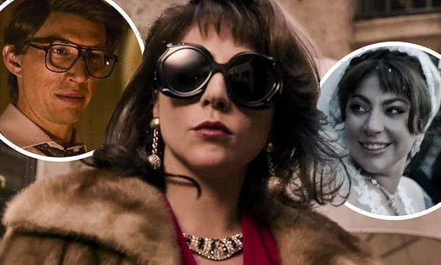 House of Gucci trailer reveals first footage of Lady Gaga