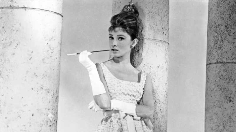 How To Recreate Holly Golightly's Hair From Breakfast At Tiffany's