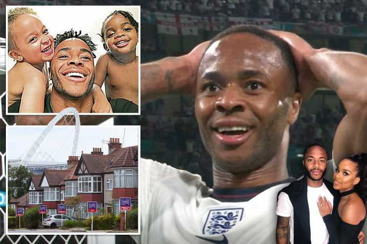 How an early investment in England star Raheem Sterling has paid dividends
