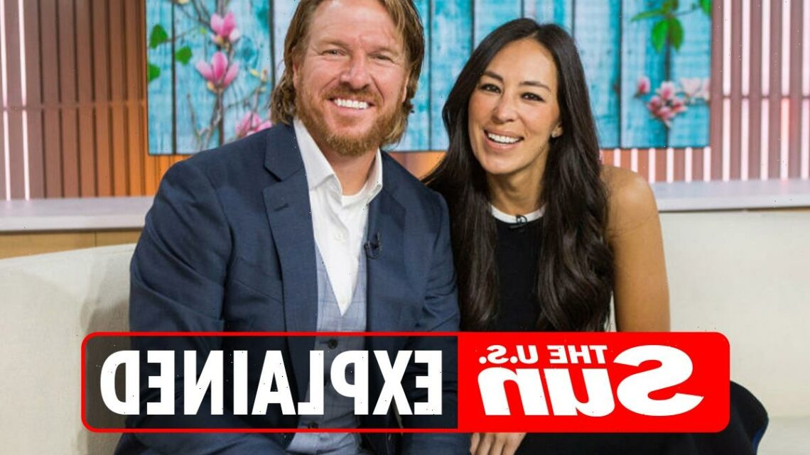 How long have Chip and Joanna Gaines been married?