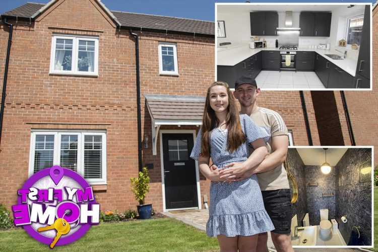 How we bought a MASSIVE £310,000 four-bed family house with just a £15.5k deposit