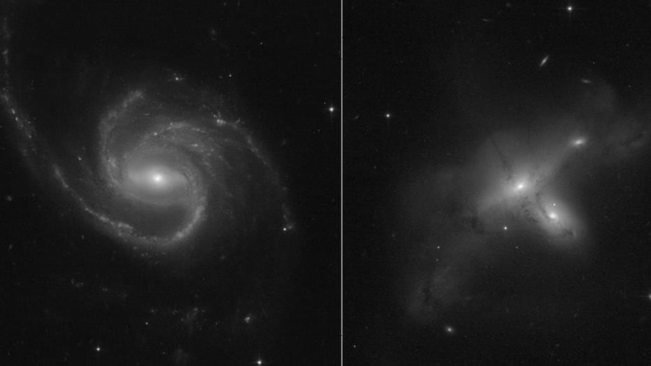 Hubble Space Telescope delivers first images since shutdown
