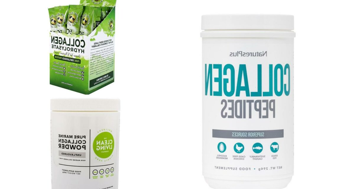 Improve your skin and health as you reap the benefits of collagen supplements