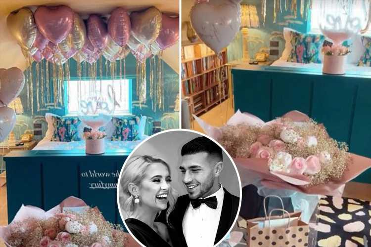 Inside Molly-Mae Hague and Tommy Fury's romantic getaway as they celebrate 2nd anniversary