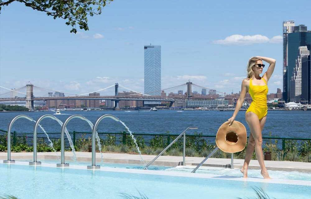 Italian day spa at NYC's Governors Island launches ticket sales