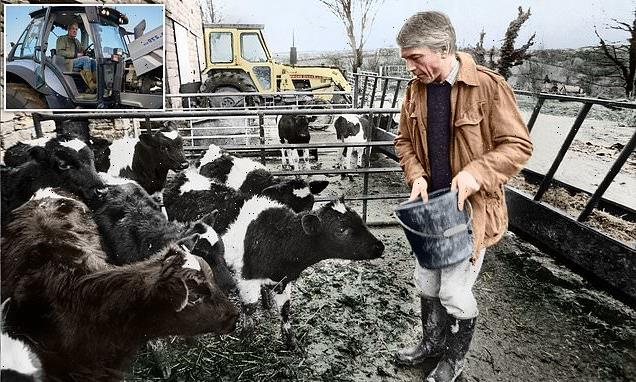 JOHN HUMPHRYS: Think farming's hard, Jeremy? Try milking angry cows