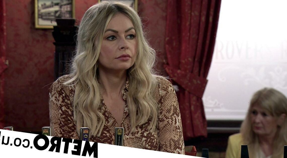 Jailed Kelly betrayed by abusive mum Laura in Corrie