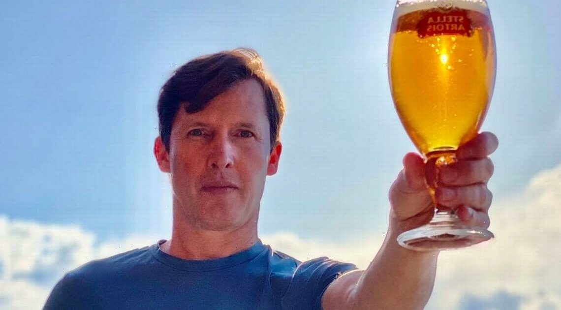 James Blunt 'returns to public eye as TV beer buff' after opening London pub
