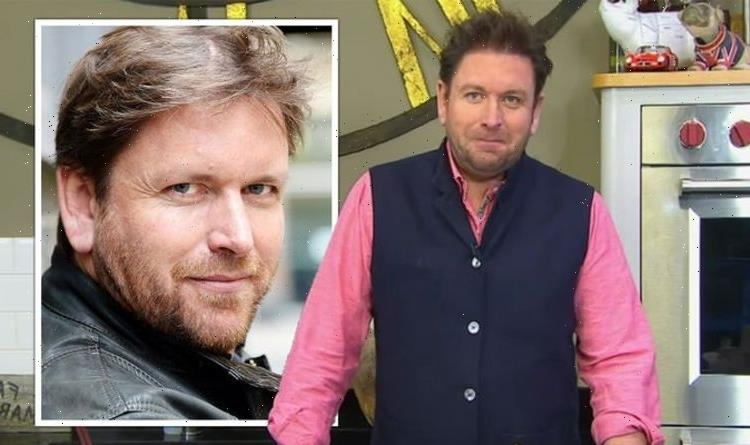 James Martin opens up on how 'severe dyslexia' became an 'absolute nightmare'