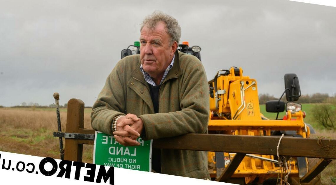 Jeremy Clarkson pleads for Clarkson's Farm S2 as Jeff Bezos blasts into space