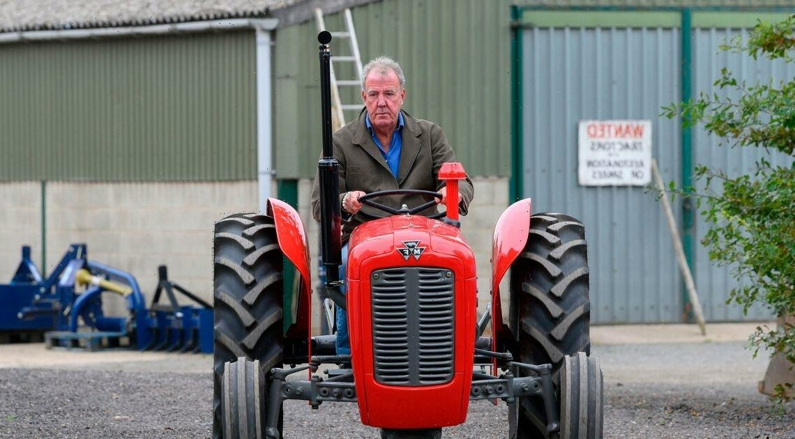 Jeremy Clarkson shares Clarksons Farm series 2 release date is a long way off