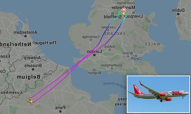 Jet2 plane flying to Greece forced to U-turn after 'fault indication'