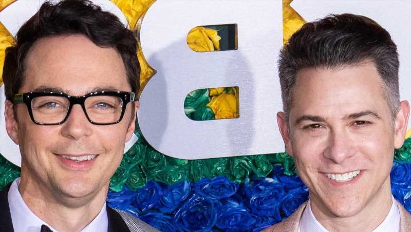 Jim Parsons And Todd Spiewaks Complete Relationship Timeline