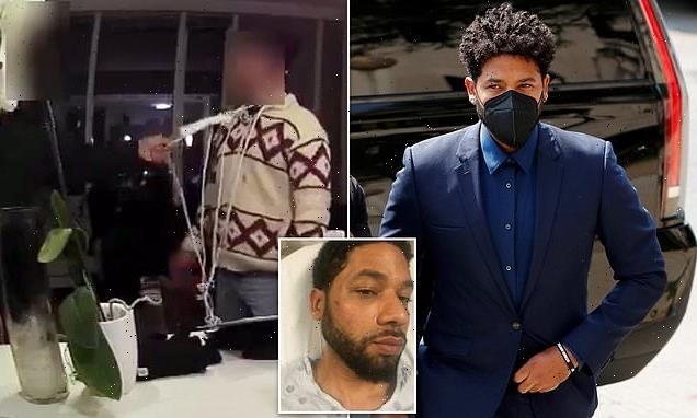 Jussie Smollett is re-charged with lying to cops