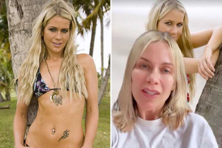 Kate Lawler reveals secret Love Island feud & lifts the lid on sharing bed with Hollyoaks star on celeb series of show