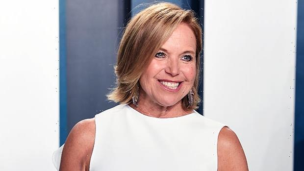 Katie Couric, 64, Stuns In Strapless Pink Dress At Daughter Ellie's Wedding — Photo