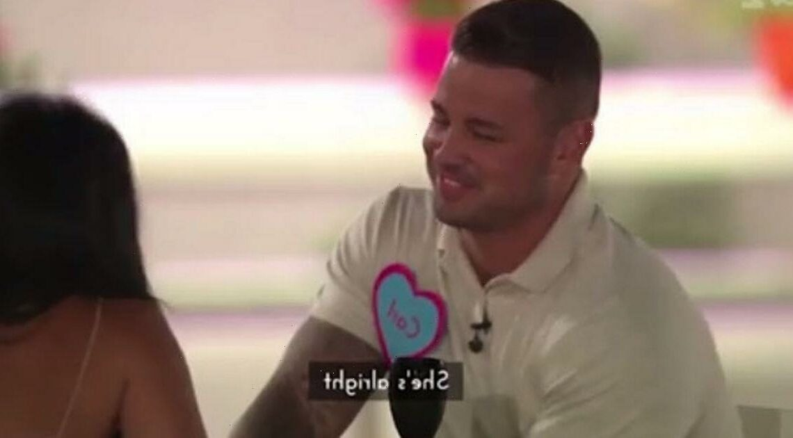 Katie Price's fiancé Carl Woods' embarrassing Love Island entrance re-surfaces