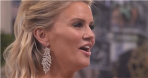 Kerry Katona teases wedding dress as she prepares to marry Ryan Mahoney
