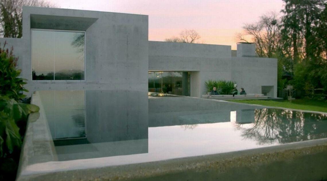 Kevin McCloud blown away as he revisits Grand Designs concrete bunker