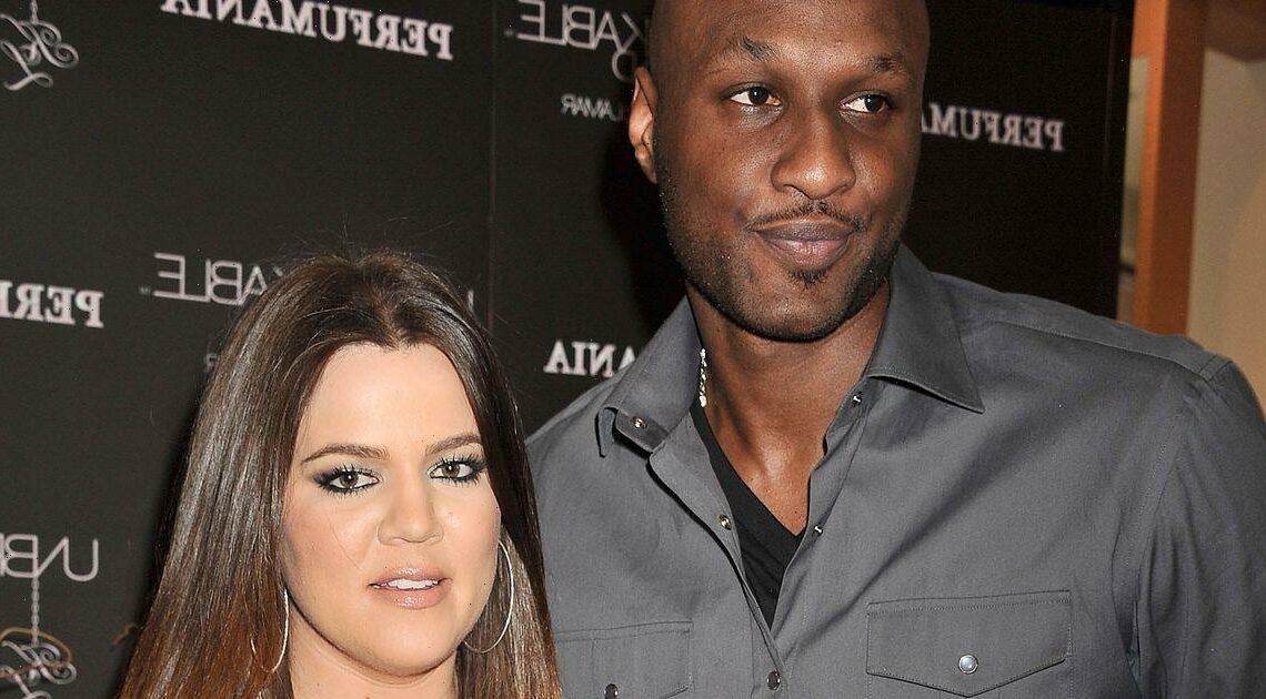 Khloe Kardashian's exes Lamar Odom and Tristan Thompson feud on her Instagram