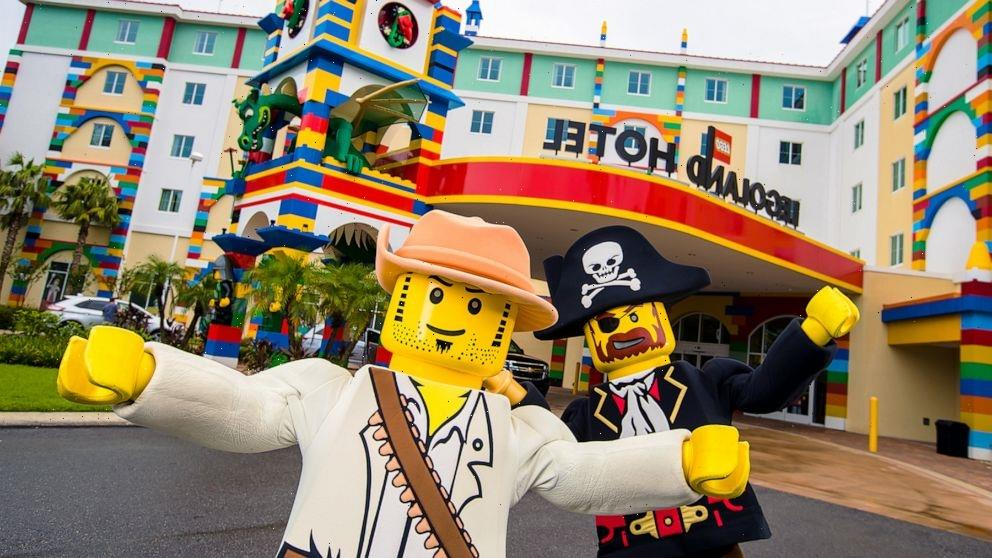 LEGOLAND Hotel set to open in New York