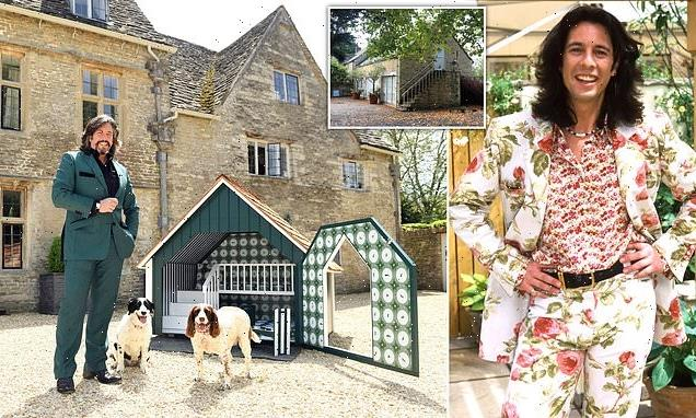 Laurence Llewelyn-Bowen is ordered to paint annex in Dulux Flake Grey