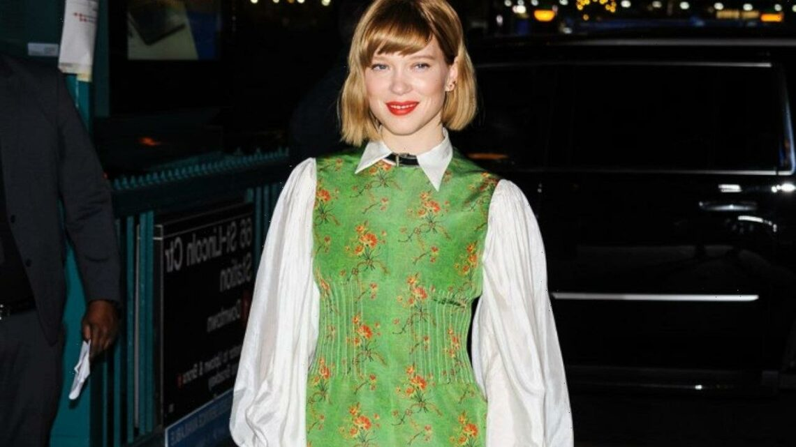 Lea Seydoux Determined to Become Famous After Getting Snubbed by Her Crush