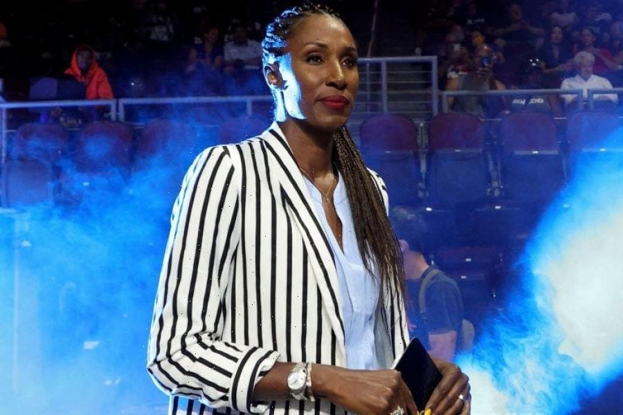 Lisa Leslie On Embracing Her Femininity In Men's Spaces: 'I Want Them To Know That I'm A Woman'