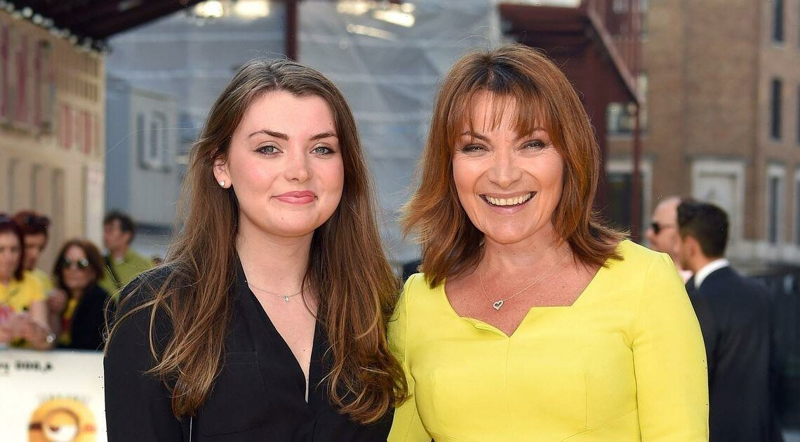 Lorraine Kelly reveals she was sacked from her TV role weeks after she gave birth