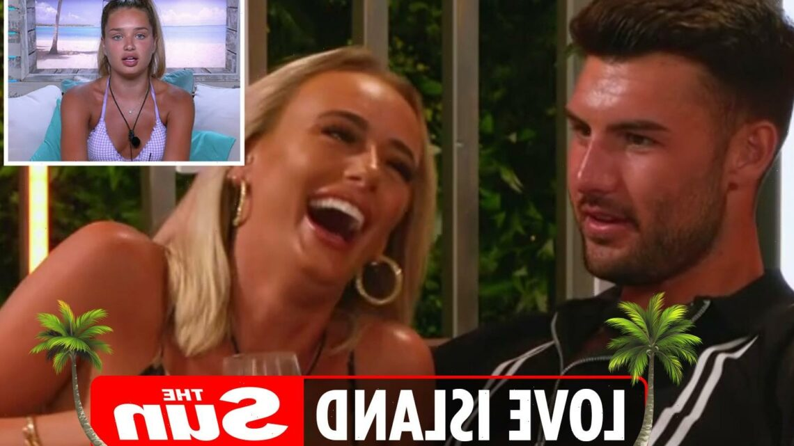 Love Island fans shocked as Millie and Liam savagely mock Lucinda's voice