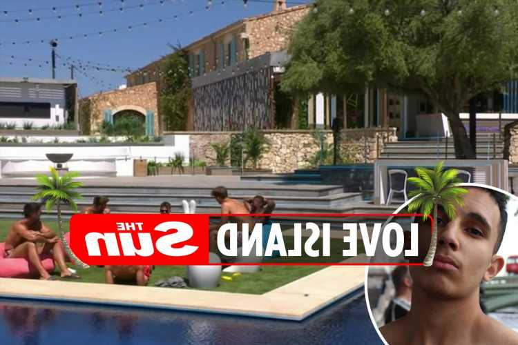 Love Island security alert as YouTuber breaks into villa before being dragged out