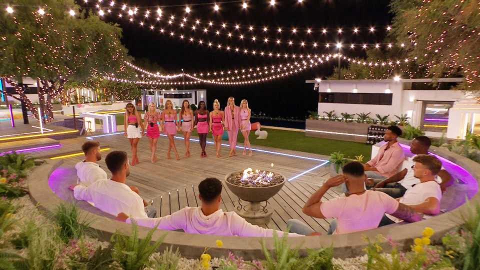 Love Island will dump ANOTHER girl from the island tonight in shock recoupling twist