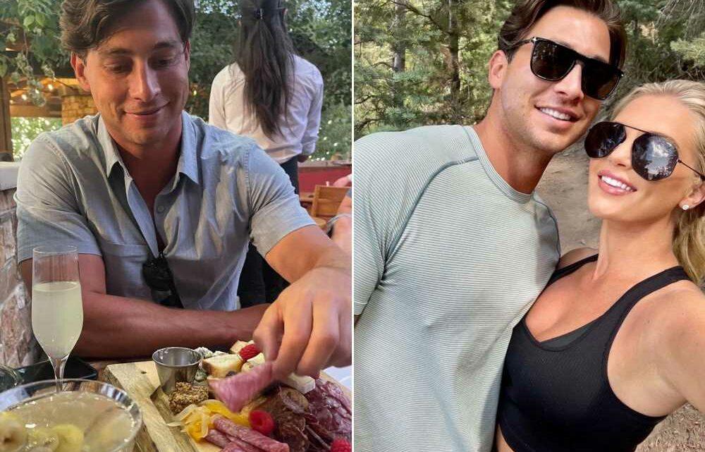 Madison LeCroy calls boyfriend her 'love' during Utah vacation