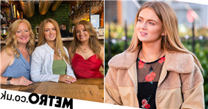 Maisie Smith shares photo with mum and sister and they're almost identical