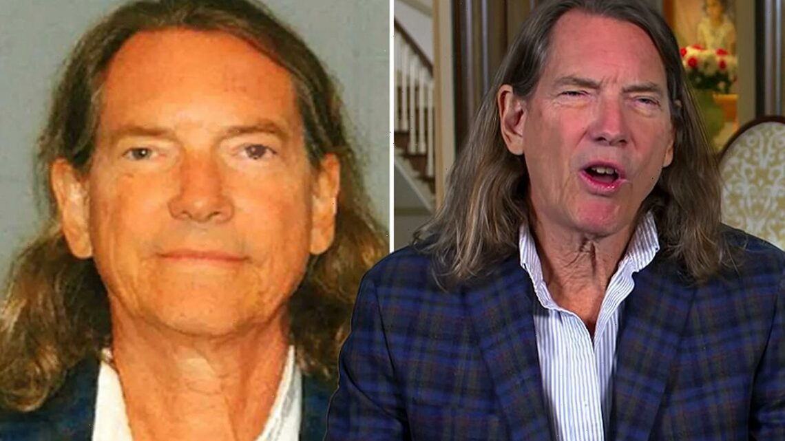 Marrying Millions star Bill Hutchinson, 63, arrested for 'sexually assaulting girl, 17, after she passed out on couch'