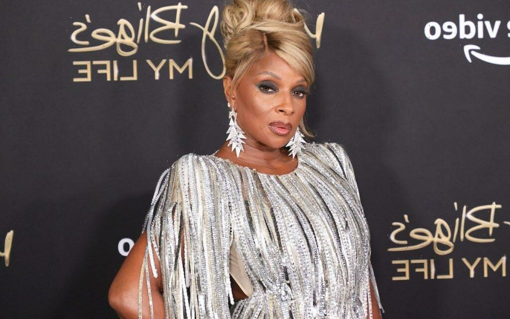 Mary J. Blige 'Never Smiled' As a Teenager