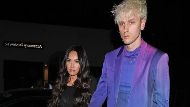 Megan Fox Reveals The Moment She Knew Machine Gun Kelly Was Her Soul Mate
