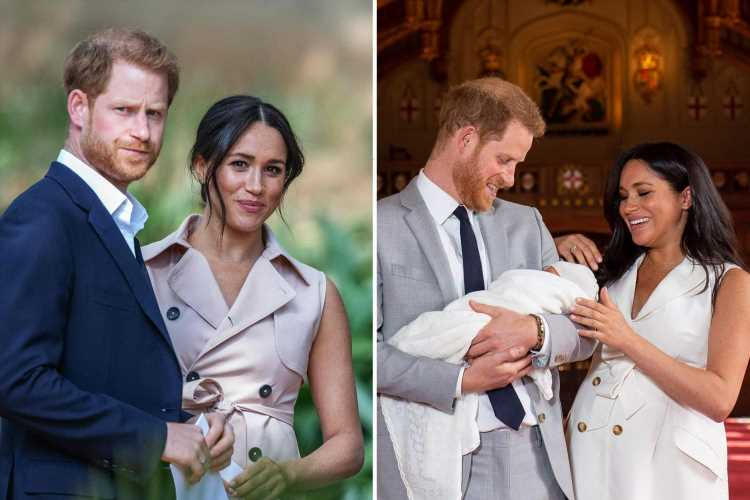 Meghan Markle & Prince Harry WILL have a third child but have a few 'chinks in their armour', say their numbers