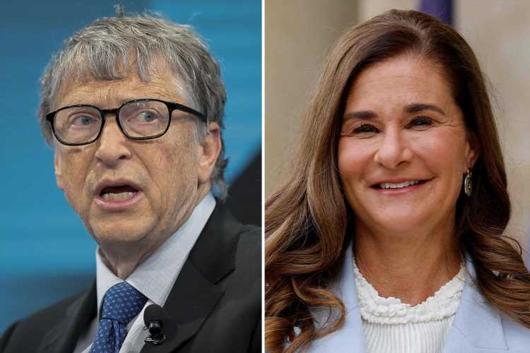 Melinda Gates 'may RESIGN from foundation in 2 years' after shock divorce from Bill but will still be paid by tech mogul
