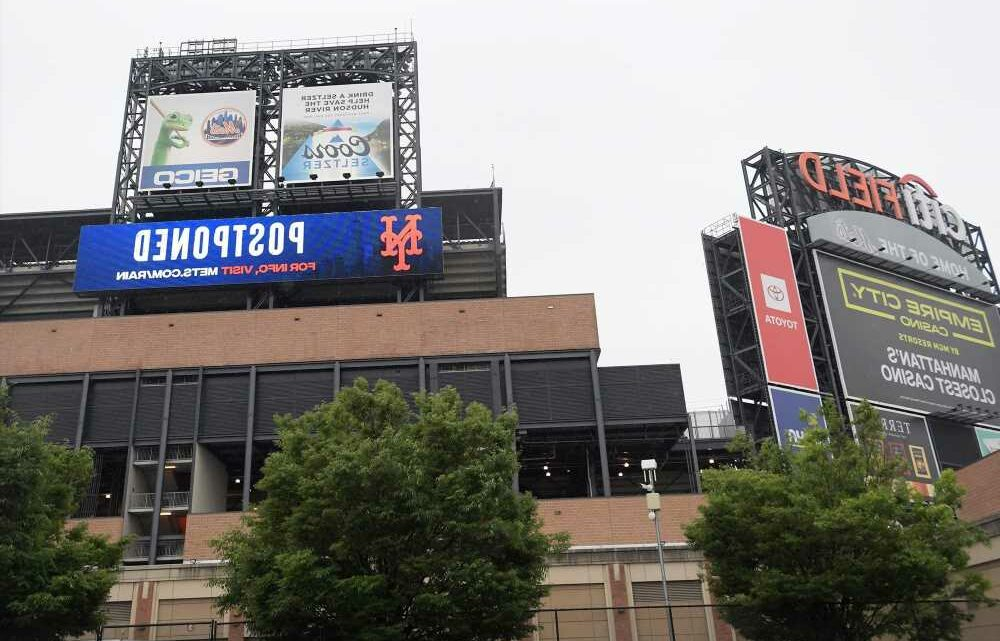 Mets face yet another doubleheader as game vs. Pirates postponed