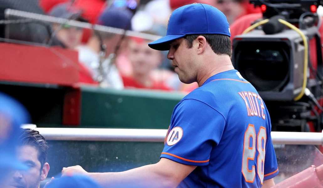 Mets' offensive surge ends in loss to Reds