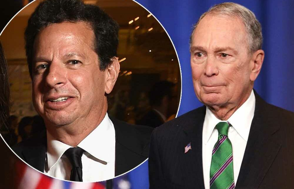 Mike Bloomberg hosts power party for Gary Ginsbergs debut book