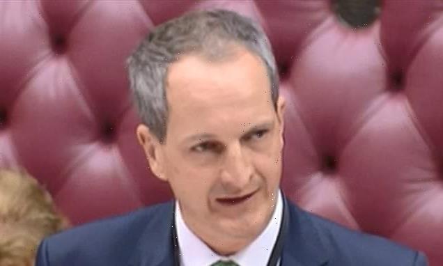 Minister sparks row after claiming face masks offer 'marginal' benefit