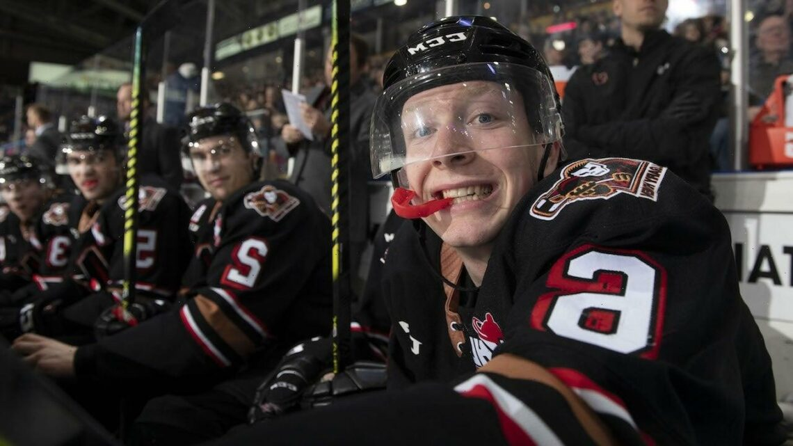 NHL Prospect Luke Prokop Comes Out as Gay