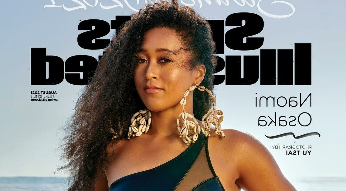 Naomi Osaka Exudes Confidence in Surprise Sports Illustrated Swimsuit Issue Cover