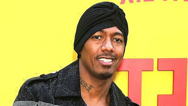 Nick Cannon Shares Adorable New Photo Of Newborn Son Zen Scott Cannon — See Pic