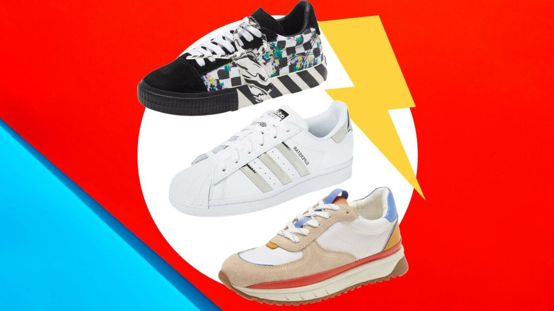 Nordstrom Secretly Dropped Up To 50% Off Sneakers In Advance Of The Anniversary Sale