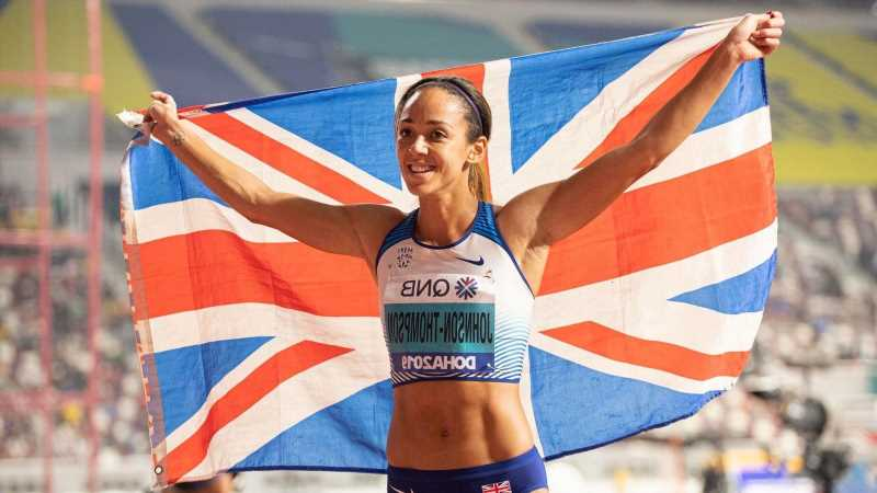 Olympics: Katarina Johnson-Thompson says she is fully fit and ready to go ahead of this summers rearranged Games