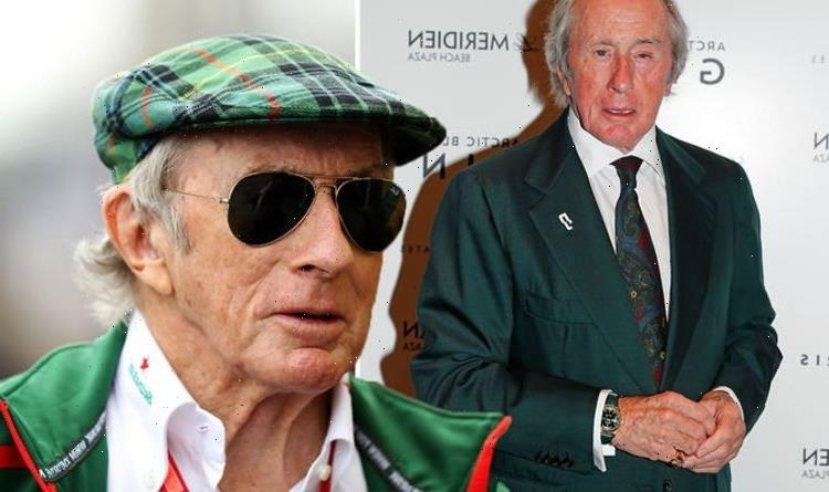 'One in three people born today will get dementia' Jackie Stewart issues chilling reality